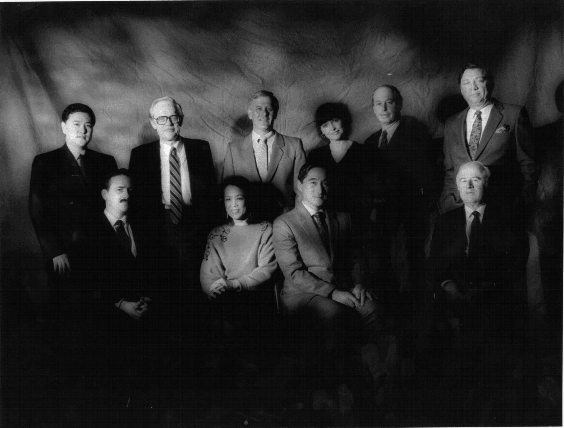 's First Board of Directors
